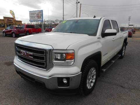 2014 GMC Sierra 1500 for sale at AUGE'S SALES AND SERVICE in Belen NM
