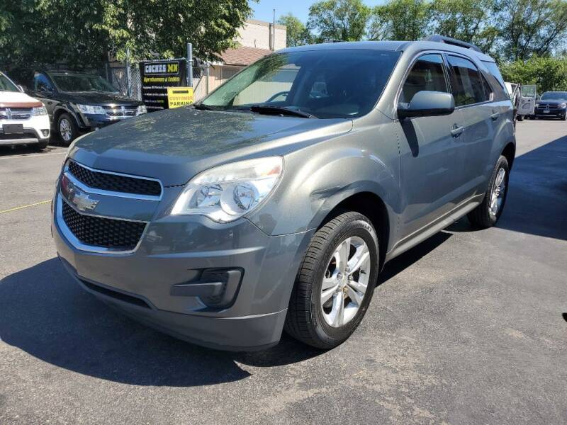 2012 Chevrolet Equinox for sale at MIDWEST CAR SEARCH in Fridley MN