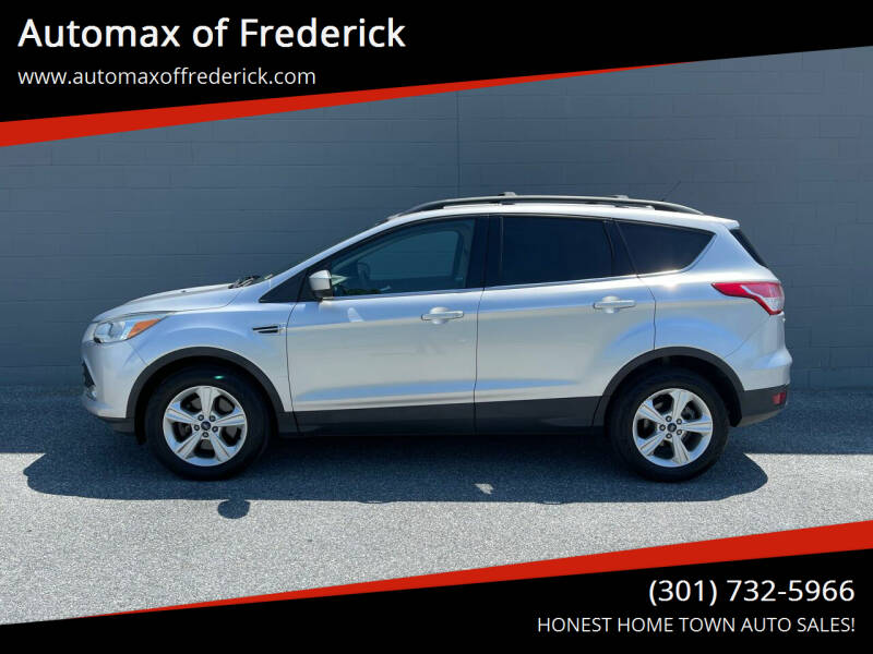 2014 Ford Escape for sale at Automax of Frederick in Frederick MD