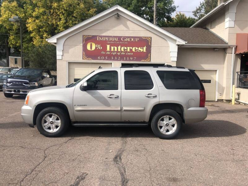 2007 GMC Yukon for sale at Imperial Group in Sioux Falls SD