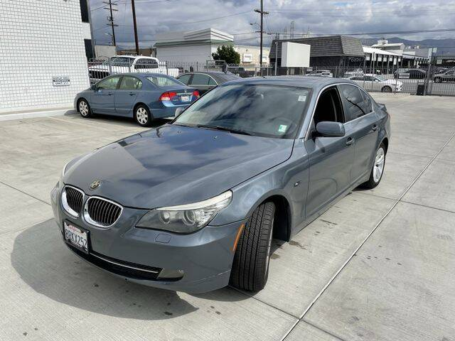 2010 BMW 5 Series for sale at Hunter's Auto Inc in North Hollywood CA