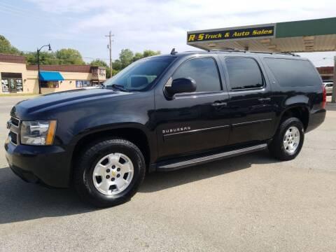 2011 Chevrolet Suburban for sale at R & S TRUCK & AUTO SALES in Vinita OK