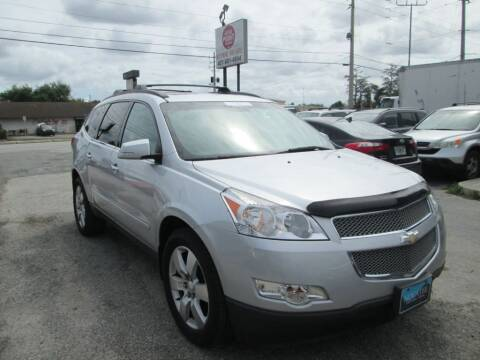 2011 Chevrolet Traverse for sale at Motor Point Auto Sales in Orlando FL