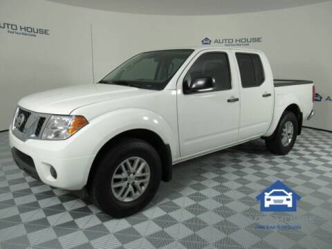 2020 Nissan Frontier for sale at Autos by Jeff Tempe in Tempe AZ