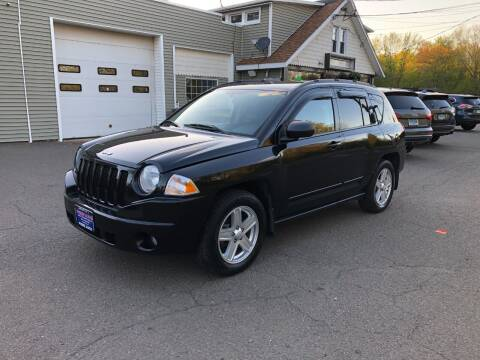 2010 Jeep Compass for sale at Prime Auto LLC in Bethany CT
