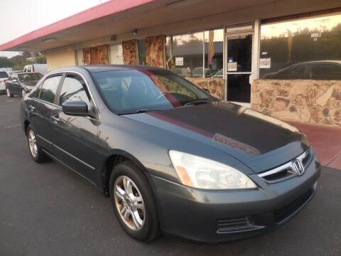 2006 Honda Accord for sale at Auto 4 Less in Fremont CA
