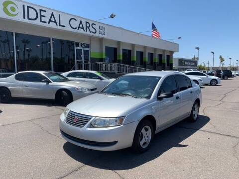 2005 Saturn Ion for sale at Ideal Cars Apache Junction in Apache Junction AZ