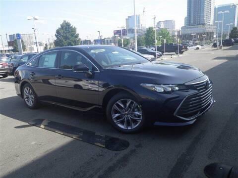 2021 Toyota Avalon for sale at BEAMAN TOYOTA GMC BUICK in Nashville TN