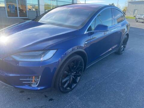 2017 Tesla Model X for sale at Davco Auto in Fort Wayne IN