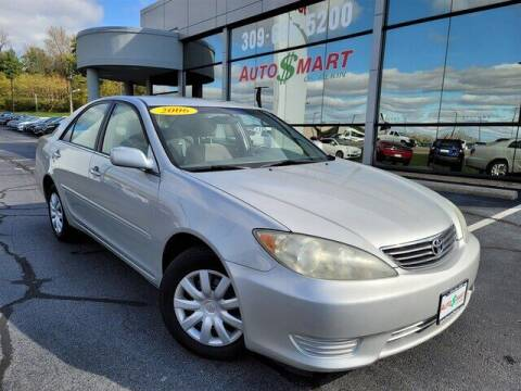 2006 Toyota Camry for sale at Auto Smart of Pekin in Pekin IL