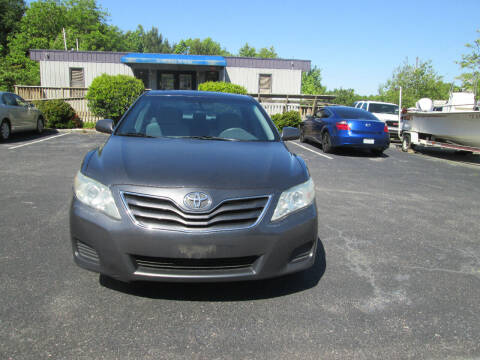 2010 Toyota Camry for sale at Olde Mill Motors in Angier NC