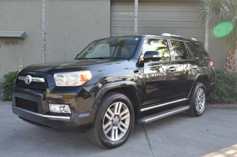 2011 Toyota 4Runner for sale at ALWAYSSOLD123 INC in North Miami Beach FL