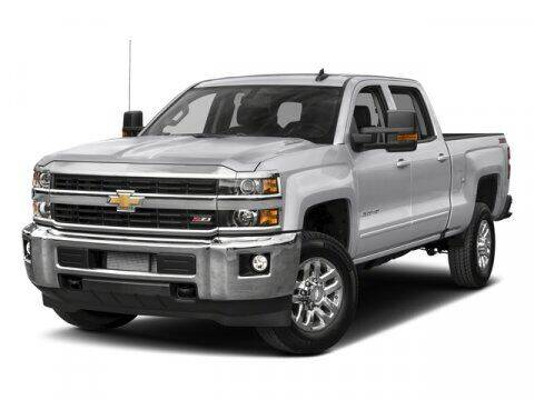 2018 Chevrolet Silverado 2500HD for sale at Choice Motors in Merced CA