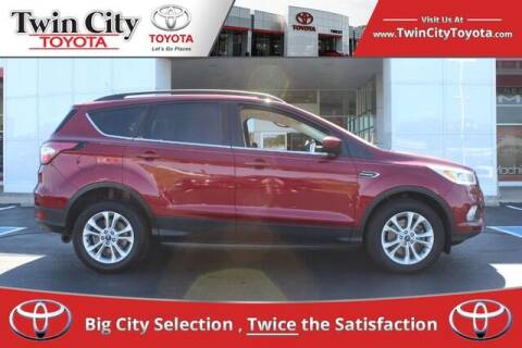 2017 Ford Escape for sale at Twin City Toyota in Herculaneum MO