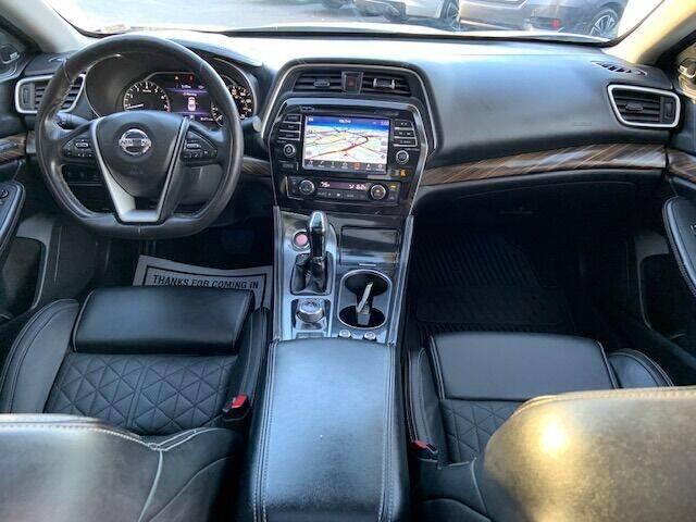 2017 Nissan Maxima Platinum 4dr Sedan - Nashville TN