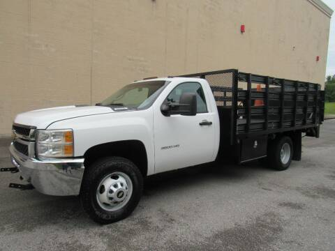 2013 Chevrolet Silverado 3500HD CC for sale at Truck Country in Fort Oglethorpe GA