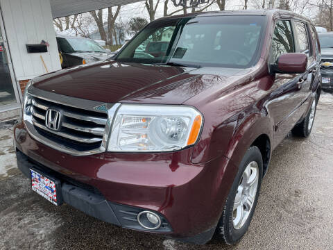 2012 Honda Pilot for sale at New Wheels in Glendale Heights IL