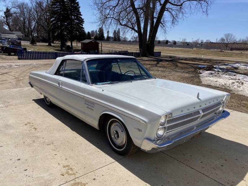 1965 Plymouth Sport Fury for sale at B & B Auto Sales in Brookings SD