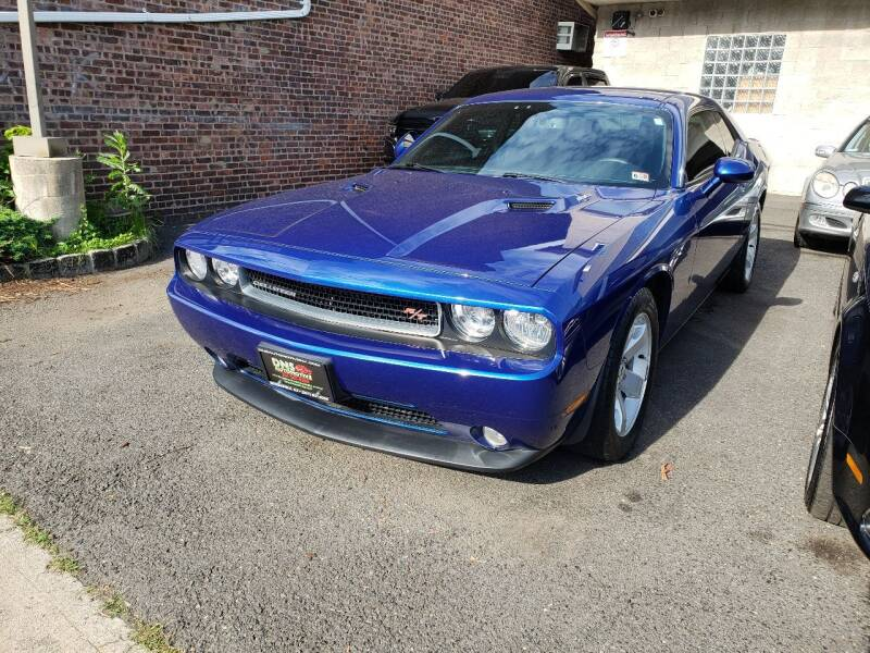 2012 Dodge Challenger for sale at DNS Automotive Inc. in Bergenfield NJ