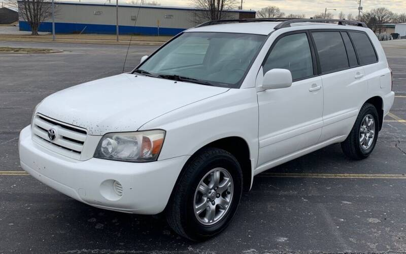 2006 Toyota Highlander for sale at In Motion Sales LLC in Olathe KS