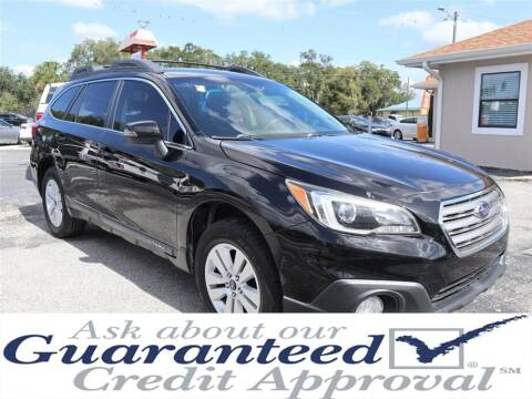 2015 Subaru Outback for sale at Universal Auto Sales in Plant City FL