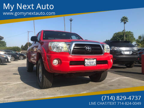 2005 Toyota Tacoma for sale at My Next Auto in Anaheim CA