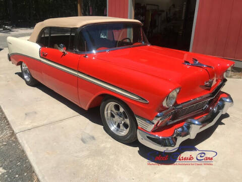 1956 Chevrolet Bel Air for sale at SelectClassicCars.com in Hiram GA