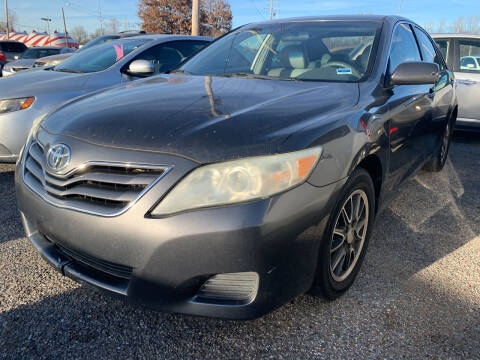 2010 Toyota Camry for sale at Safeway Auto Sales in Horn Lake MS