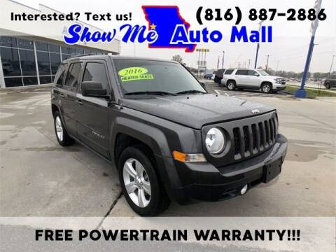 2016 Jeep Patriot for sale at Show Me Auto Mall in Harrisonville MO