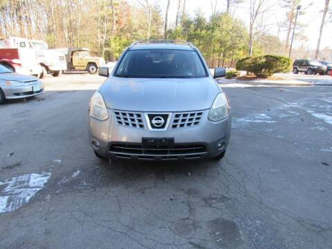 2008 Nissan Rogue for sale at Heritage Truck and Auto Inc. in Londonderry NH