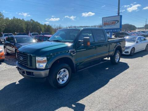 2010 Ford F-350 Super Duty for sale at Billy Ballew Motorsports in Dawsonville GA