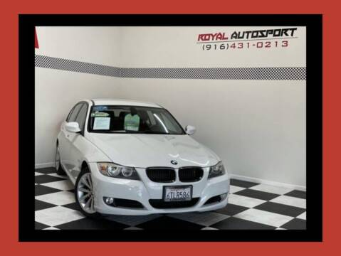 2011 BMW 3 Series for sale at Royal AutoSport in Sacramento CA