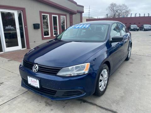 2013 Volkswagen Jetta for sale at Sexton's Car Collection Inc in Idaho Falls ID