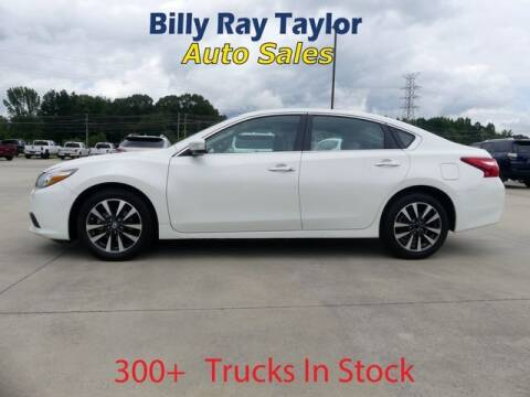 2017 Nissan Altima for sale at Billy Ray Taylor Auto Sales in Cullman AL