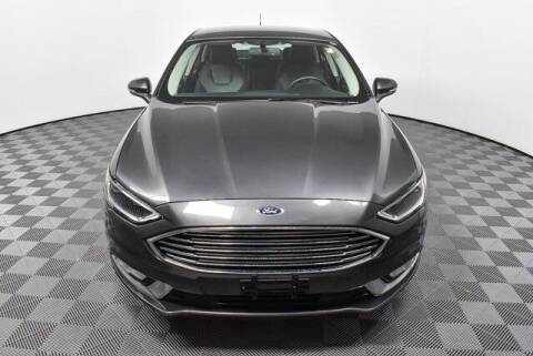 2018 Ford Fusion for sale at Southern Auto Solutions-Jim Ellis Hyundai in Marietta GA