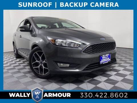 2018 Ford Focus for sale at Wally Armour Chrysler Dodge Jeep Ram in Alliance OH