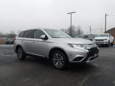 2020 Mitsubishi Outlander for sale at TAPP MOTORS INC in Owensboro KY