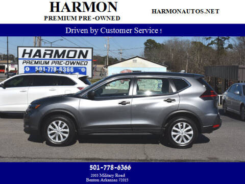2018 Nissan Rogue for sale at Harmon Premium Pre-Owned in Benton AR