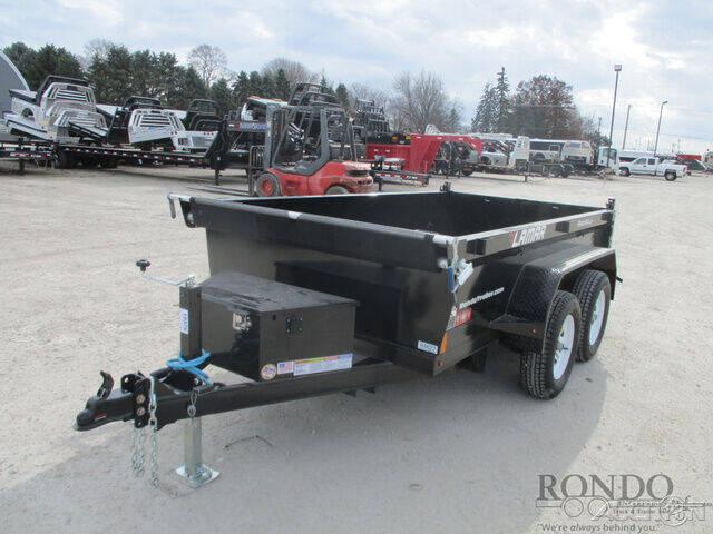 2021 Lamar Dump DS601023 for sale at Rondo Truck & Trailer in Sycamore IL