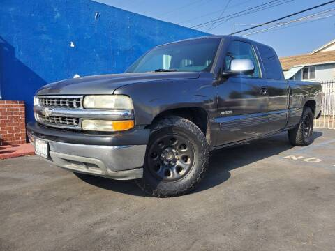 2001 Chevrolet Silverado 1500 for sale at GENERATION 1 MOTORSPORTS #1 in Los Angeles CA