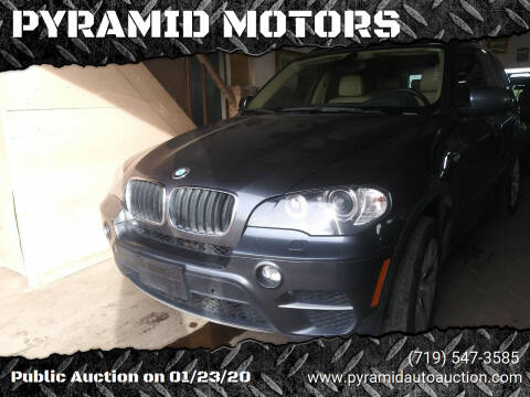 2011 BMW X5 for sale at PYRAMID MOTORS - Pueblo Lot in Pueblo CO