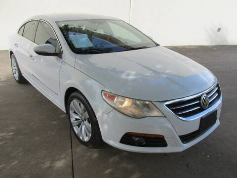 2009 Volkswagen CC for sale at QUALITY MOTORCARS in Richmond TX