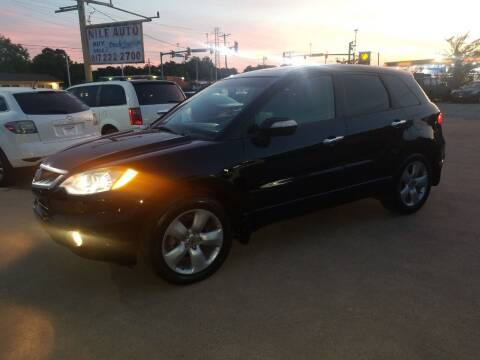 2008 Acura RDX for sale at Nile Auto in Fort Worth TX