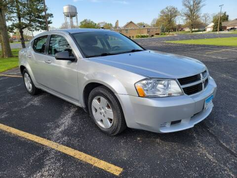 2010 Dodge Avenger for sale at Tremont Car Connection in Tremont IL