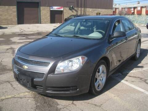 2011 Chevrolet Malibu for sale at ELITE AUTOMOTIVE in Euclid OH