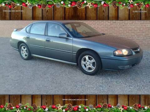2004 Chevrolet Impala for sale at Dreamline Motors in Coolidge AZ
