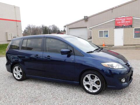 2010 Mazda MAZDA5 for sale at Macrocar Sales Inc in Akron OH