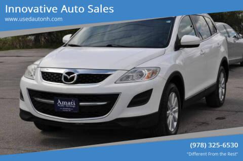 2010 Mazda CX-9 for sale at Innovative Auto Sales in North Hampton NH