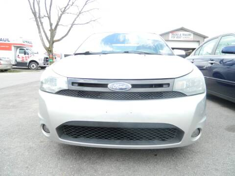 2010 Ford Focus for sale at Auto House Of Fort Wayne in Fort Wayne IN