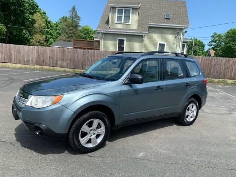2011 Subaru Forester for sale at Pristine Auto in Whitman MA